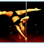 birmingham pole dancer teacher
